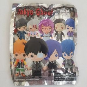 funimation Other - Tokyo Ghoul Figural Keyring-Amon